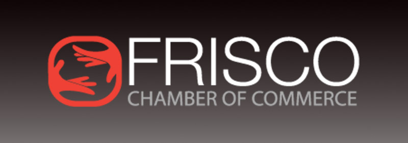 We've joined the Frisco Chamber of Commerce