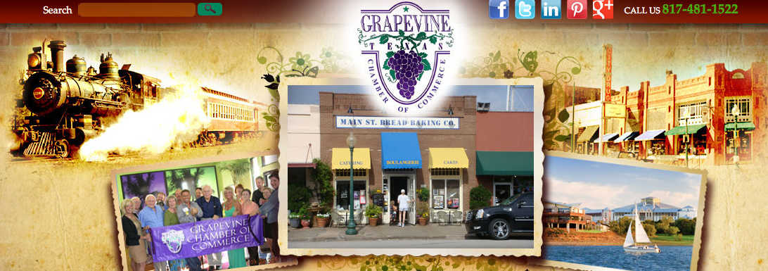 System Concepts joined the City of Grapevine Chamber of Commerce